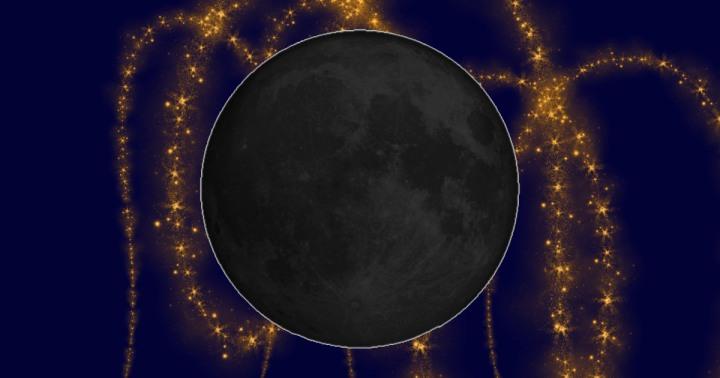 Lua Nova emSagitário