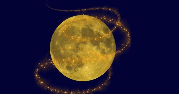 A Última Lua Cheia daDÉCADA!