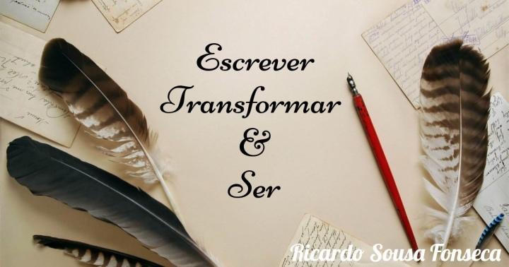 Escrever, Transformar & Ser Vol.2Cap.XXIII